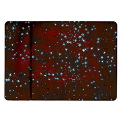 Background Christmas Decoration Samsung Galaxy Tab 10 1  P7500 Flip Case