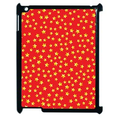 Pattern Stars Multi Color Apple Ipad 2 Case (black)