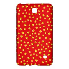 Pattern Stars Multi Color Samsung Galaxy Tab 4 (7 ) Hardshell Case  by Sapixe