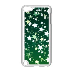 Christmas Star Advent Background Apple Ipod Touch 5 Case (white) by Sapixe