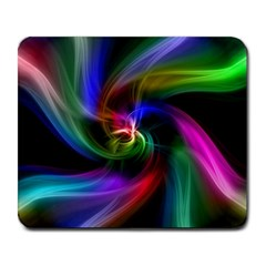 Abstract Art Color Design Lines Large Mousepads