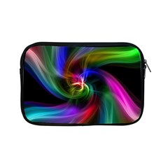 Abstract Art Color Design Lines Apple Ipad Mini Zipper Cases by Sapixe