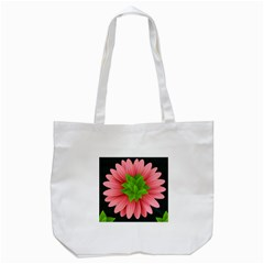 Plant Flower Flowers Design Leaves Tote Bag (white) by Sapixe