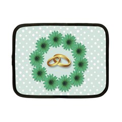 Rings Heart Love Wedding Before Netbook Case (small) by Sapixe