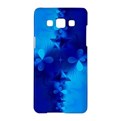Background Course Gradient Blue Samsung Galaxy A5 Hardshell Case