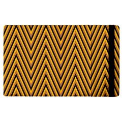 Chevron Brown Retro Vintage Ipad Mini 4 by Sapixe