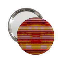 Abstract Stripes Color Game 2 25  Handbag Mirrors by Sapixe