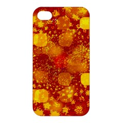 Christmas Star Advent Background Apple Iphone 4/4s Premium Hardshell Case