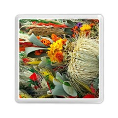 Flower Color Nature Plant Crafts Memory Card Reader (square) by Sapixe