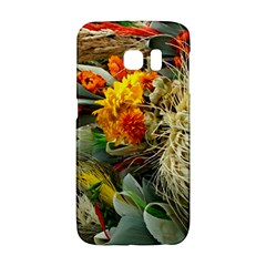 Flower Color Nature Plant Crafts Samsung Galaxy S6 Edge Hardshell Case
