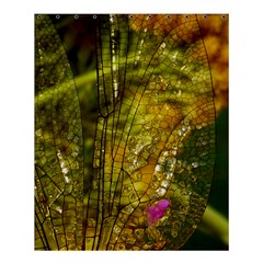 Dragonfly Dragonfly Wing Close Up Shower Curtain 60  X 72  (medium)  by Sapixe