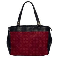 Pattern Background Texture Oversize Office Handbag