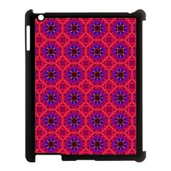 Retro Abstract Boho Unique Apple Ipad 3/4 Case (black)