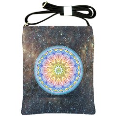 Mandala Cosmos Spirit Shoulder Sling Bag