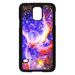 Galaxy Nebula Stars Space Universe Samsung Galaxy S5 Case (black)