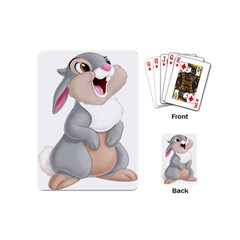 Bear Playing Cards (mini) by NSGLOBALDESIGNS2