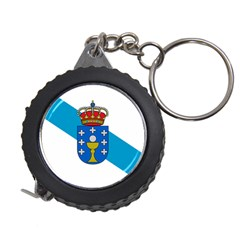 Flag Of Galicia Measuring Tape