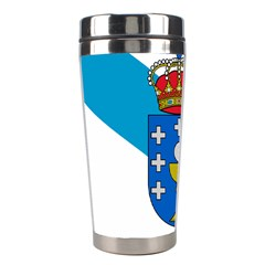 Flag Of Galicia Stainless Steel Travel Tumblers by abbeyz71