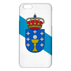 Flag Of Galicia Iphone 6 Plus/6s Plus Tpu Case by abbeyz71