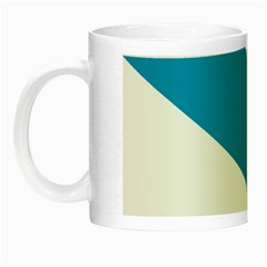 Civil Flag Of Galicia Night Luminous Mugs by abbeyz71