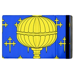 Banner Of Arms Of Kingdom Of Galice After Doetecum Apple Ipad 3/4 Flip Case by abbeyz71