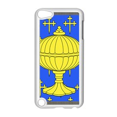 Banner Of Arms Of Kingdom Of Galice After Doetecum Apple Ipod Touch 5 Case (white) by abbeyz71