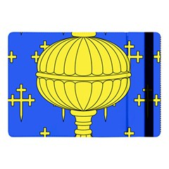 Banner Of Arms Of Kingdom Of Galice After Doetecum Apple Ipad 9 7 by abbeyz71