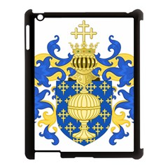 Coat Of Arms Of Kingdom Of Galicia, 16th Century Apple Ipad 3/4 Case (black) by abbeyz71
