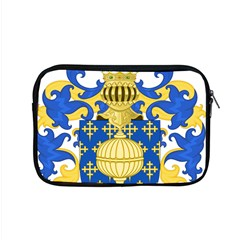 Coat Of Arms Of Kingdom Of Galicia, 16th Century Apple Macbook Pro 15  Zipper Case by abbeyz71
