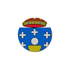 Coat Of Arms Of Galicia Golf Ball Marker (4 Pack) by abbeyz71