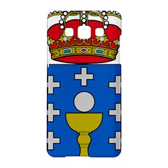 Coat Of Arms Of Galicia Samsung Galaxy A5 Hardshell Case  by abbeyz71
