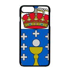 Coat Of Arms Of Galicia Apple Iphone 7 Plus Seamless Case (black) by abbeyz71