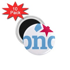 Galician Nationalist Bloc Logo 1 75  Magnets (10 Pack)