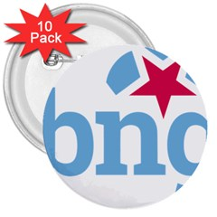 Galician Nationalist Bloc Logo 3  Buttons (10 Pack)  by abbeyz71
