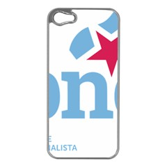 Galician Nationalist Bloc Logo Apple Iphone 5 Case (silver)