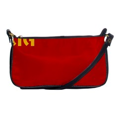 Confederaci¨?n Intersindical Galega Flag Shoulder Clutch Bag