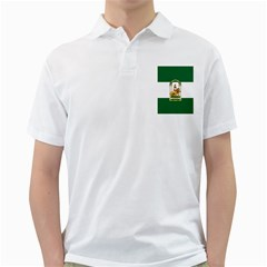 Flag Of Andalusia Golf Shirt