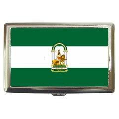 Flag Of Andalusia Cigarette Money Case