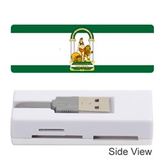 Flag Of Andalusia Memory Card Reader (stick)