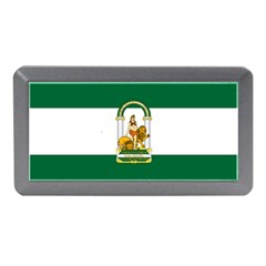 Flag Of Andalusia Memory Card Reader (mini)