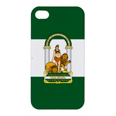 Flag Of Andalusia Apple Iphone 4/4s Hardshell Case
