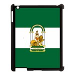 Flag of Andalusia Apple iPad 3/4 Case (Black) Front