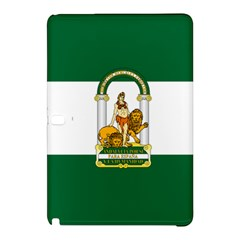 Flag Of Andalusia Samsung Galaxy Tab Pro 12 2 Hardshell Case by abbeyz71