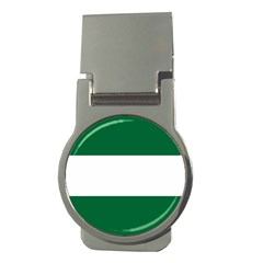 Flag Of Andalusia Money Clips (round)