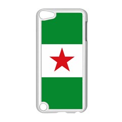 Flag Of Andalusian Nation Party Apple Ipod Touch 5 Case (white) by abbeyz71