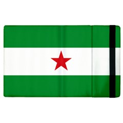 Flag Of Andalusian Nation Party Apple Ipad Pro 9 7   Flip Case by abbeyz71