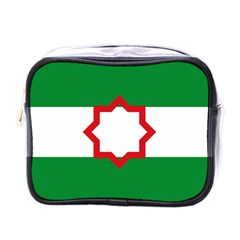 Nationalist Andalusian Flag Mini Toiletries Bag (one Side) by abbeyz71