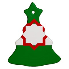 Nationalist Andalusian Flag Ornament (christmas Tree)