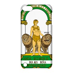Emblem Of Andalusia Apple Ipod Touch 5 Hardshell Case With Stand by abbeyz71