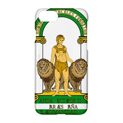 Emblem Of Andalusia Apple Iphone 7 Hardshell Case by abbeyz71